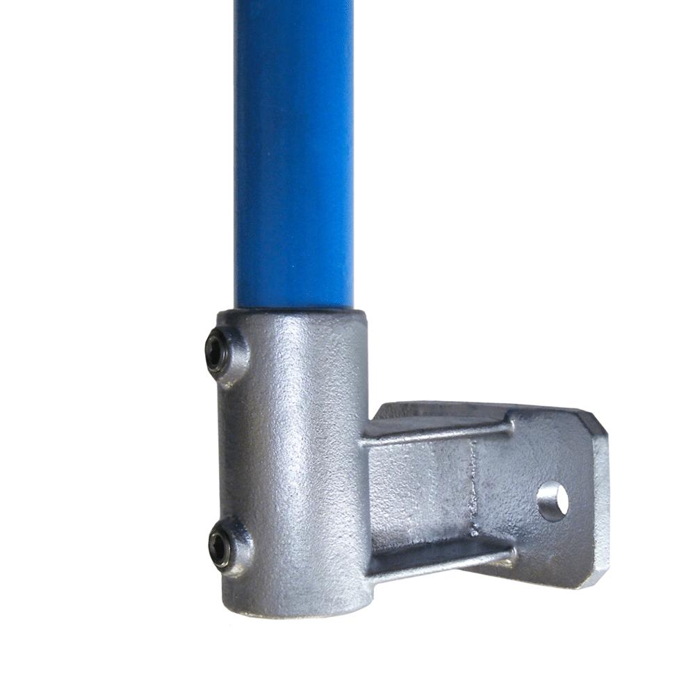 245 – תושבת צד מסיבית מורחקת קיר, בסיס מאוזן